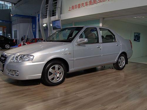 华普海尚MA新增1.5L车型 售价65999元