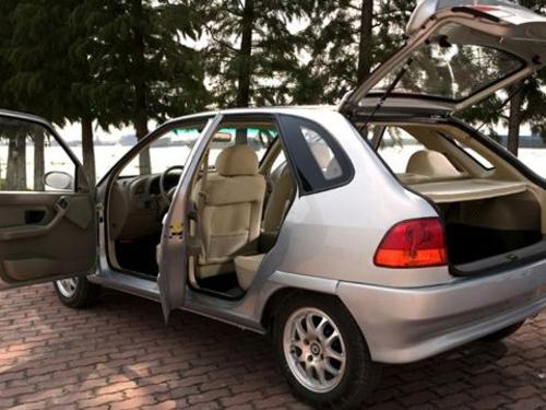 不到4万元的中级车 华普海域优惠2088元