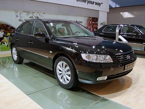 实惠进口车型 现代雅尊最高降价8000元