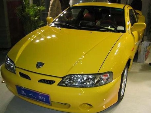 雳靓及美人豹停产 吉利将推2.0L新跑车