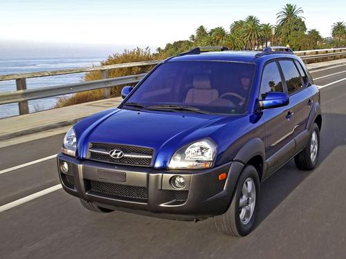 SUV竞争激烈 现代途胜降价提升性价比