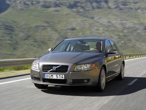 国产S80L没事 沃尔沃召回部分进口S80轿车