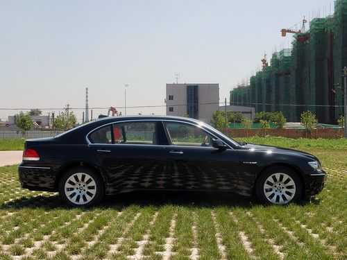 宝马7系第二年成为年度女性大奖贵宾用车
