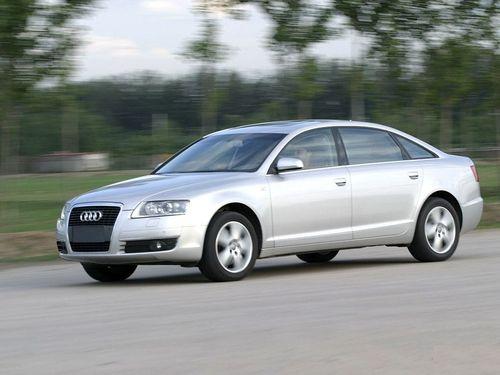 奥迪A6L小改款上市 旧款让利升至3.5万