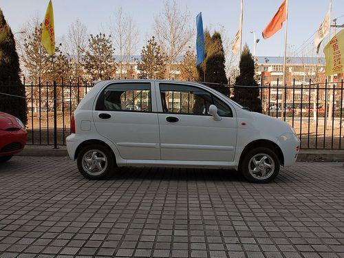 奇瑞QQ系列将推出1.0L发动机款车型