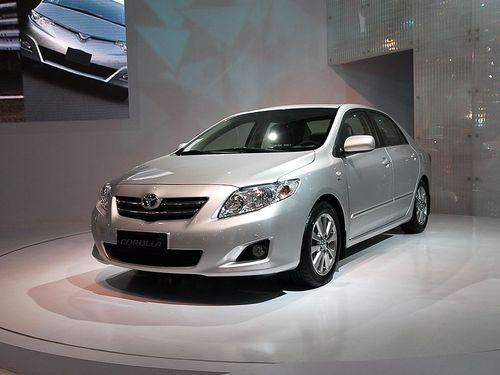 丰田汽车金融贷款融资 消息今日予以证实
