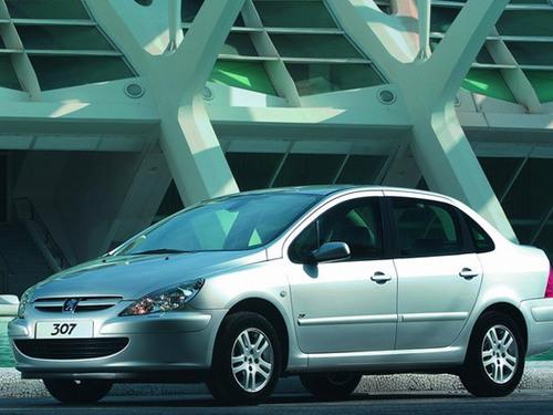 标致新车何时面世 307天窗版优惠1万3