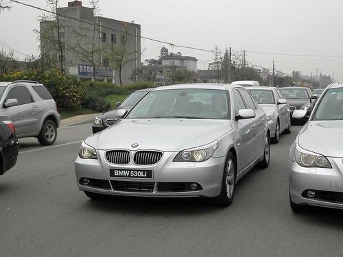 09年全年北京中大型车上牌量前十名点评