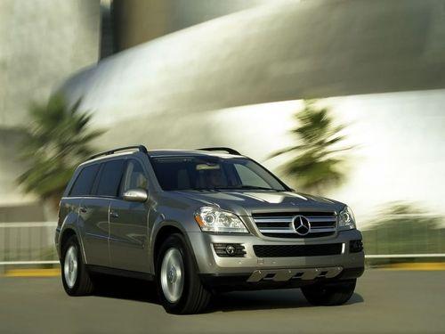奔驰豪华SUV大幅优惠 GL450仅售118万元
