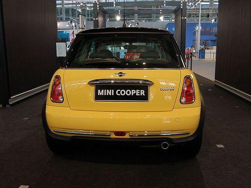 尾气管问题 07-08版Mini Cooper S召回