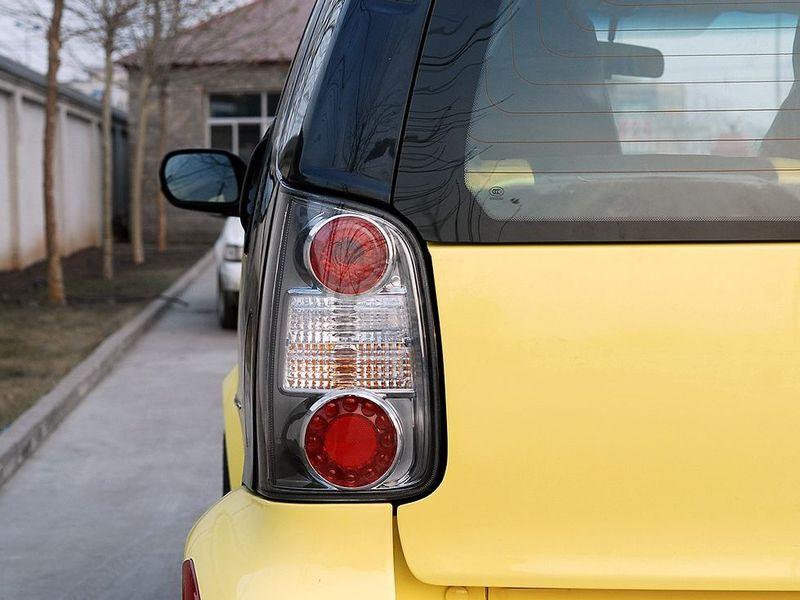 双环汽车 双环 小贵族 1.0金贵型其它与改装1202321高清图片