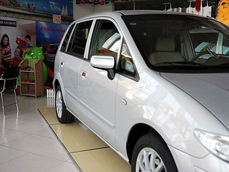 海马汽车 新普力马1.85座自动豪华型其它与改装1236703高清图片