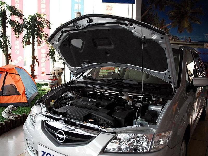 海马汽车 新普力马1.85座自动豪华型其它与改装1236743高清图片