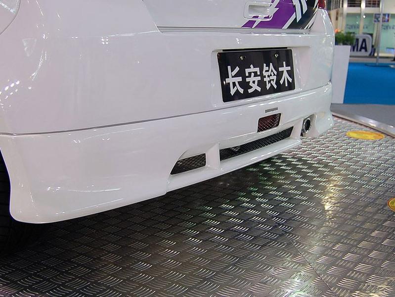长安铃木 雨燕 1.3MT 超豪华型其它与改装1285805高清图片