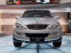 双龙汽车3月实施国产 首款车型锁定SUV