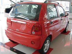 QQ3销量上升 现车供应紧张价格小涨1千