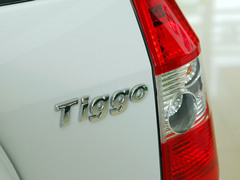 售价10.58万元 奇瑞推出瑞虎2.0L自动挡