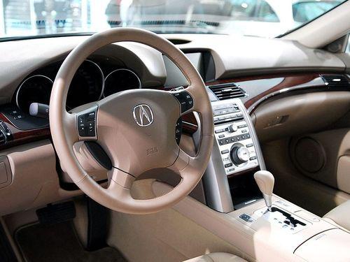 售价82万元 2009Acura讴歌 RL全国上市
