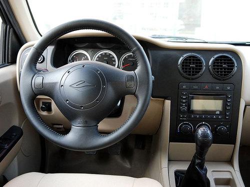 陆风3年内推5款新车 X6龙腾版即将上市