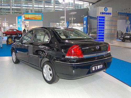 哈飞赛豹III符合欧洲标准与坚固的车体