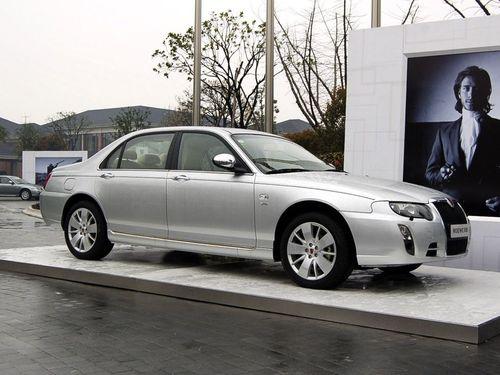 上海汽车完成资产重组 名称增集团二字