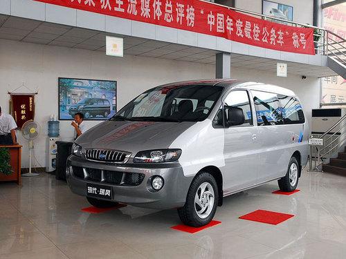 中低端MPV车型 购江淮瑞风送5000元礼包