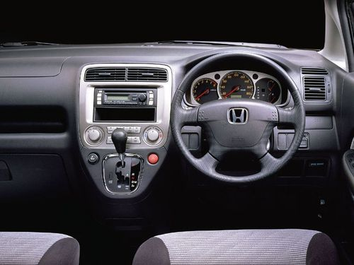 本田时韵mpv 追加hdd导航系统特别车