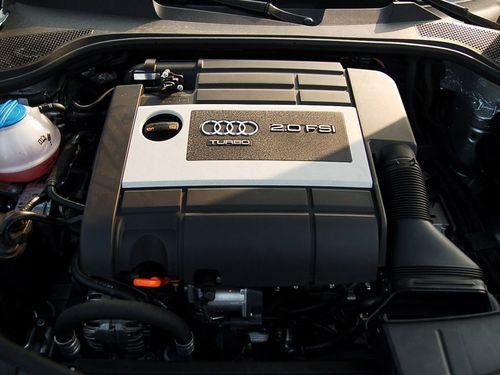 前驱的奥迪TT上使用的2.0TFSI发动机-奥迪A8L新闻中心 奥迪奥迪A8L高清图片