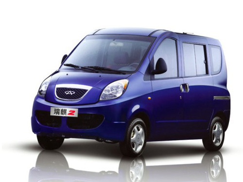 预计5.5~6万 奇瑞瑞麒2长春车展将上市
