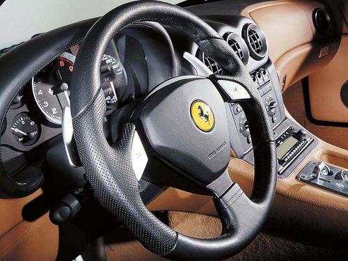 法拉利575M现车到店销售 超详细实拍!
