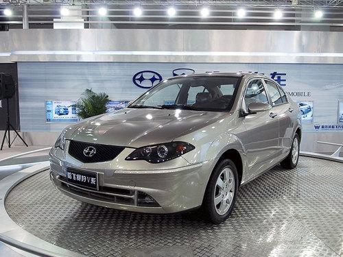 提高销量扩大影响 哈飞赛豹V优惠2000