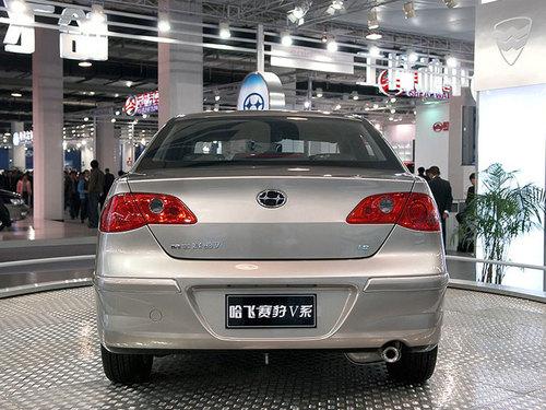 寻求突破口 哈飞赛豹系列可能出1.5L车