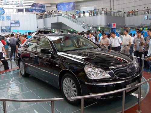 一汽红旗第二款新车 将在2008年底推出