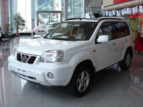奇骏仅优惠1.9万元 北京市场现车很少