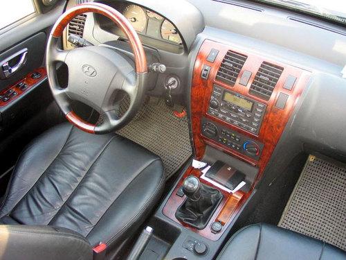 来自华泰现代旗下特拉卡的车系简介高清图片
