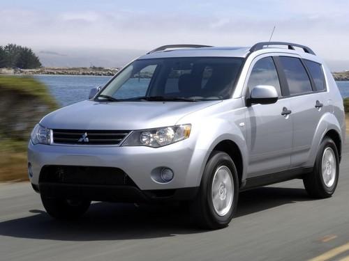 进口车国产价 三菱欧兰德EX降价2.2万