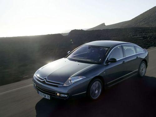 法国总理座驾 雪铁龙C6优惠幅度竟达3万