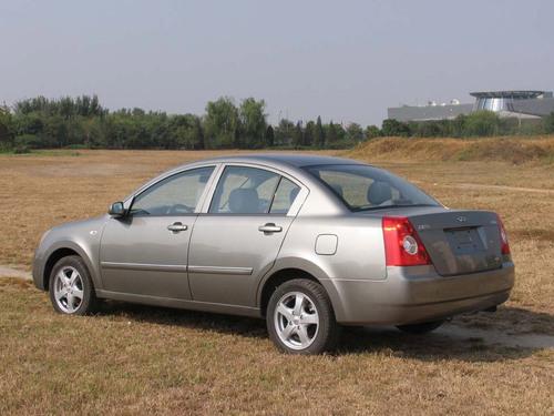 首款BSG混合动力车 奇瑞A5 BSG已经上市