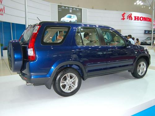 东本将推出手动挡CR-V 欲与韩系车较劲