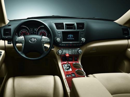 进口型优惠3万 丰田SUV汉兰达5月份国产