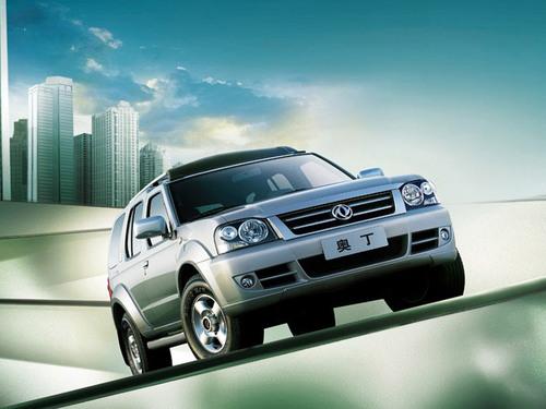 来自郑州日产的奥丁 suv的车型介绍 高清图片
