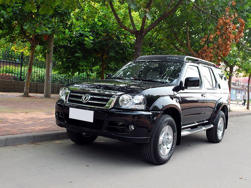 最高优惠1万元 奥丁两驱版广州现车在售