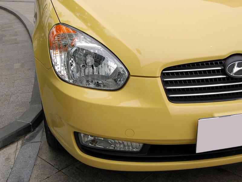 北京现代 雅绅特1.4 自动豪华型其它与改装1308313高清图片