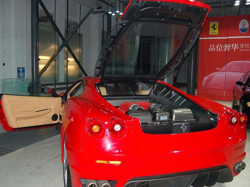 法拉利 法拉利 f430 f1其它与改装1366346高清图片