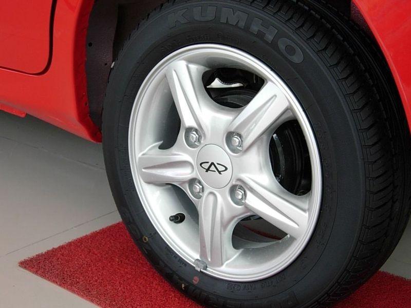 奇瑞汽车 QQ3 0.8自动舒适型其它与改装1341618高清图片
