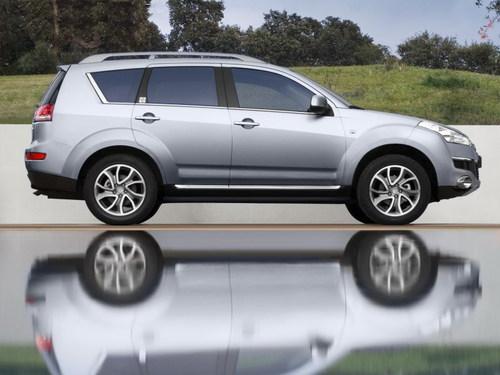 更关注环保车型 雪铁龙SUV在华暂不国产
