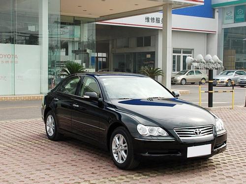 2级优惠10000元 丰田锐志年末提升销量