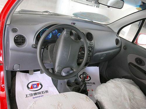 汽车台 汽车台资讯  08款雪佛兰乐驰于今年3月底正式上市销售,在车型图片