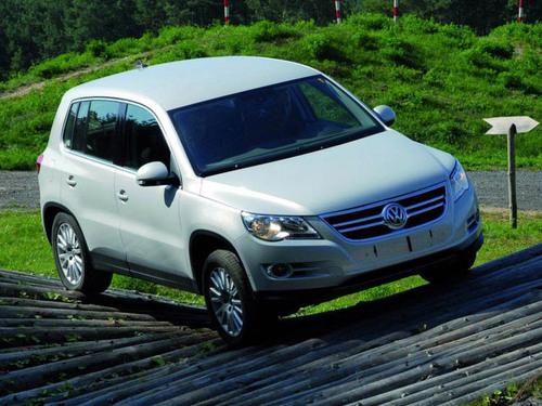 顶配售价低于30万 国产Tiguan明年初上市