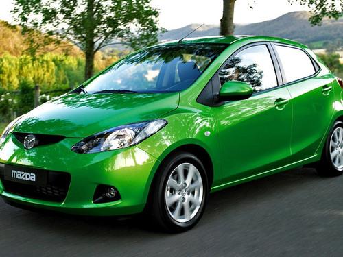 南京本月底量产Mazda2 年产能为16万台